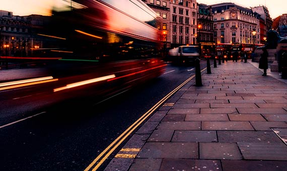 London is one of the more advanced cities in Europe in terms of data sharing. / Image: pixabay