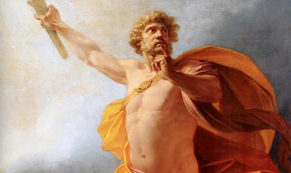 Prometeo trae fuego a la humanidad / Imagen: wikimedia