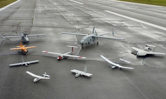 Some organizations advocate a prohibition of armed autonomous unmanned systems. Credit: U.S. Navy/ Daniel J. McLain