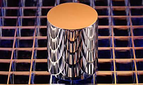 The U.S. National Prototype Kilogram which serves as the nation's primary standard. Credit: National Institute of Standards and Technology