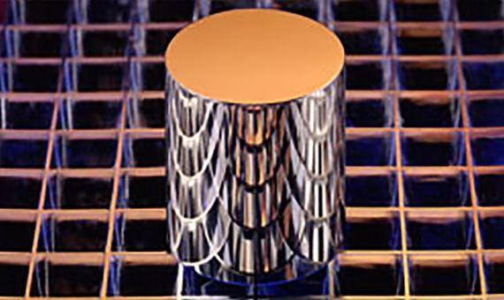 El Prototipo Nacional de Kilogramos de los Estados Unidos, que sirve como estándar en el país