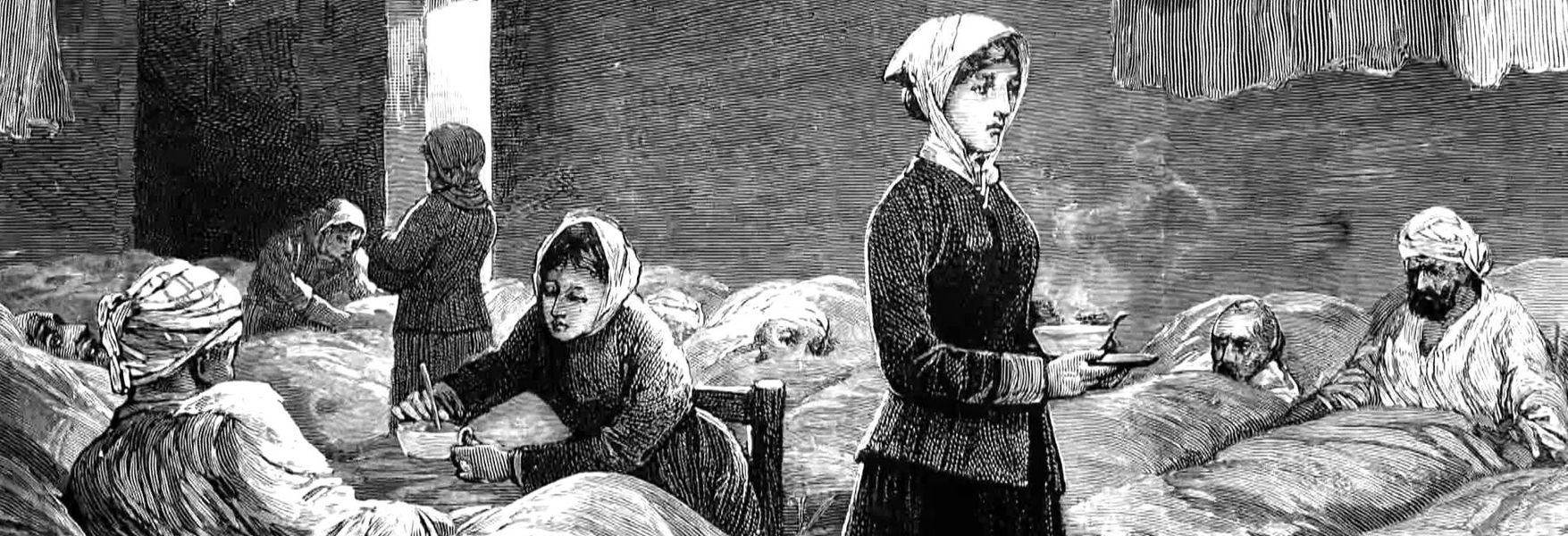 Florence Nightingale Family Pictures