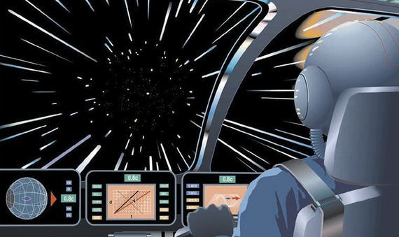 Space Propulsion by Manipulating Space-time: Can It Go From