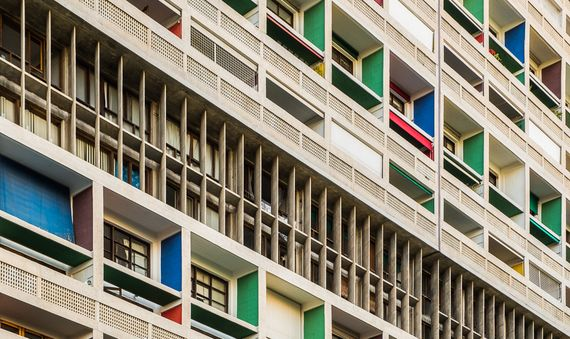 Le Corbusier, Geometric Architecture to the Human Scale