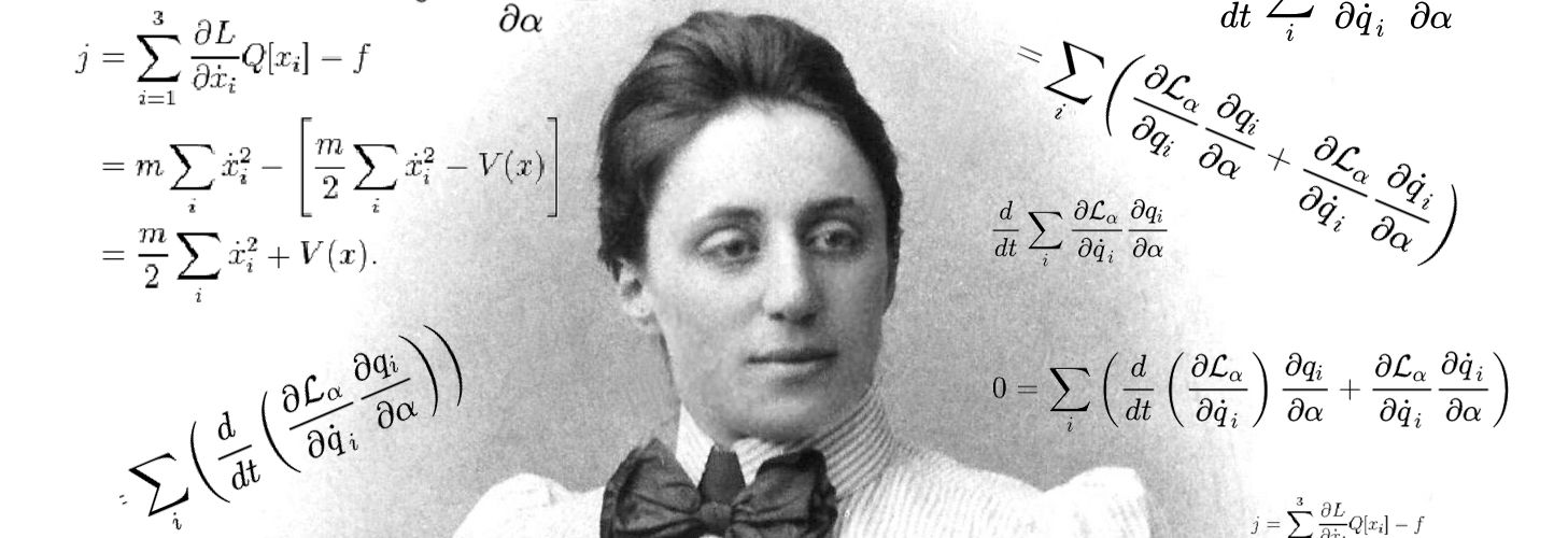 Emmy Noether and The Mathematics to Understand Relativity | OpenMind