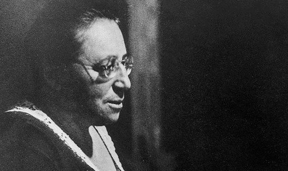 Amalie Emmy Noether received a love for mathematics from an early age.