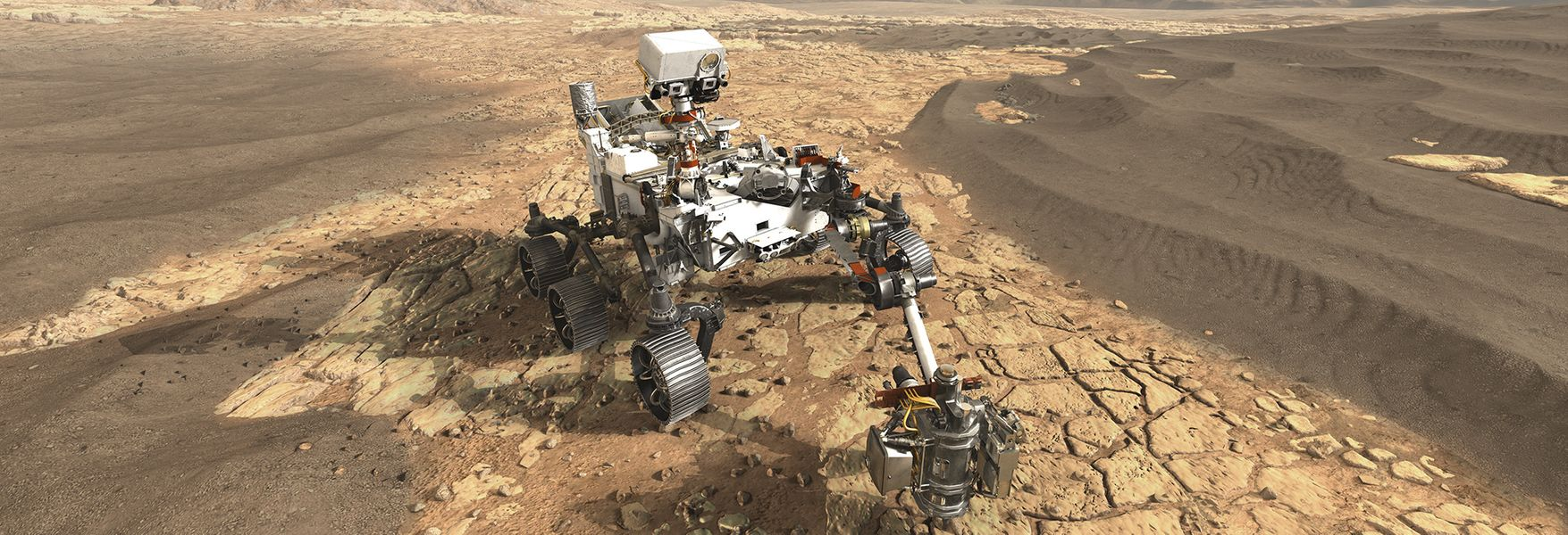 Robots on Mars: The New Generation of Geologists - OpenMind