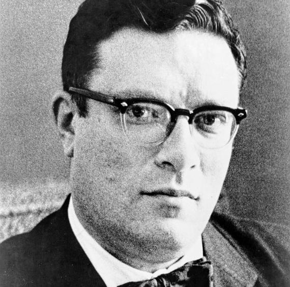 BBVA-OpenMind-Lado desconocido de Asimov-2-Isaac Asimov. Fuente: Wikimedia