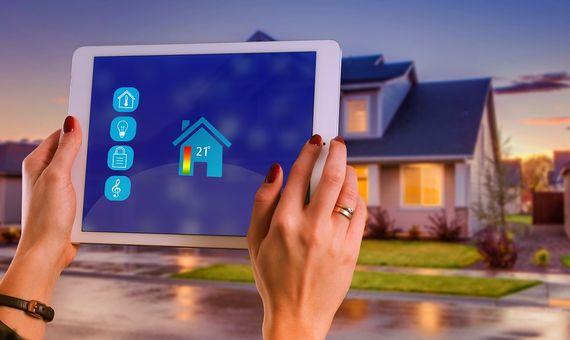 La tecnología 5G permitirá que todos los electrodomésticos de una smart home funcionen de manera automática. Crédito: Maxpixel-tendencias del Internet de las Cosas en 2020