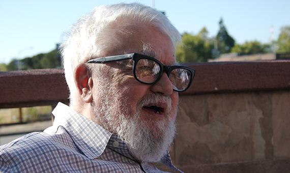 John McCarthy inventó el lenguaje de programación Lisp / Imagen: flickr
