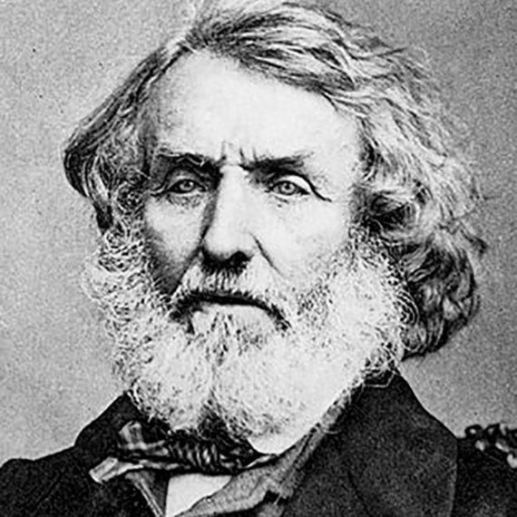 George Everest fue un dedicado agrimensor en India. Fuente: Wikimedia
