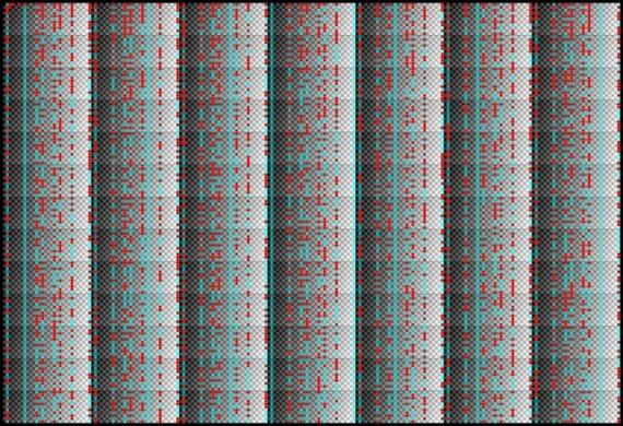 BBVA-OpenMind-A la caza de los números primos_a quién importa y por qué_Primos 4-3248 números primos entre los números del 0 al 30029. Crédito: Niek Sprakel
