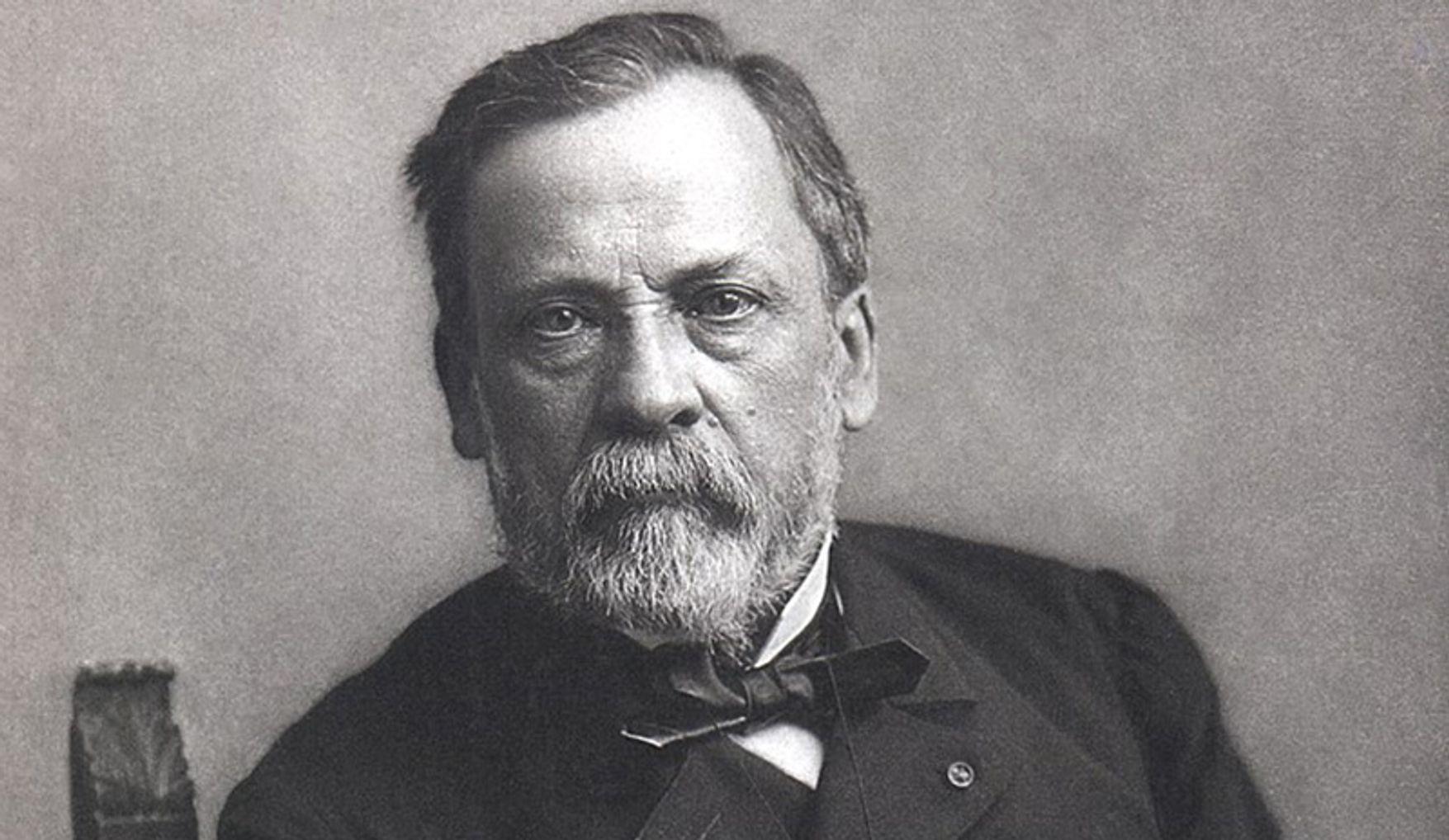 Retrato de Louis Pasteur. Fuente