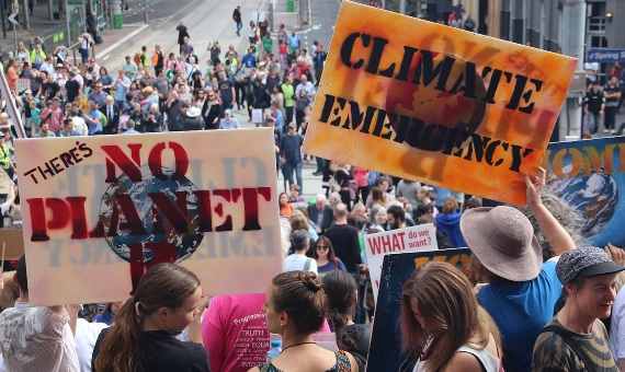 Climate Emergency-Why now