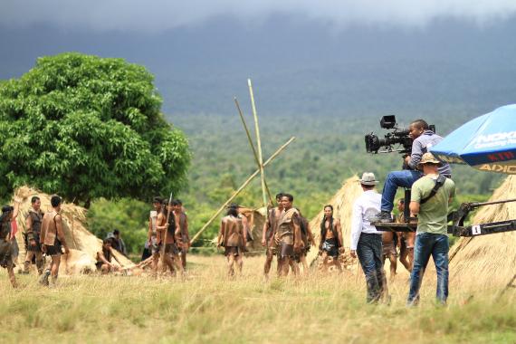 BBVA-OpenMind-Sandra Magro-industria del cine y sostenibilidad-efecto llamada