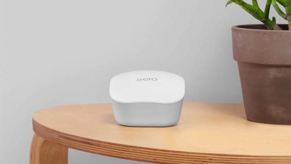 La nueva generación de routers en malla está diseñada para crear unas redes WiFi mejor adptadas a los hogares y más seguras. Credit: Eero