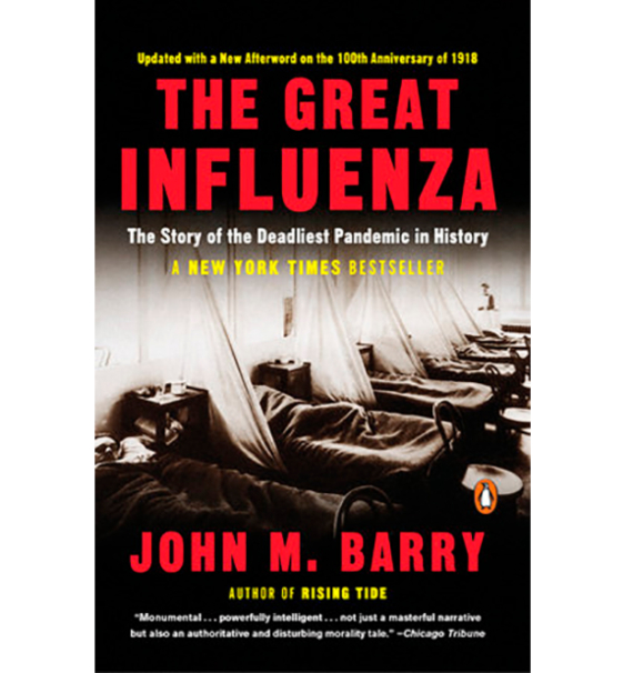 BBVA-OpenMind-MAteria-The Great Influenza-libros covid 2