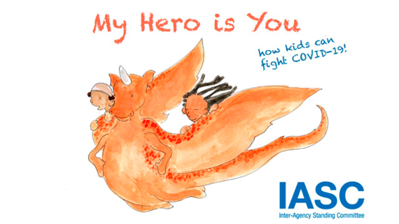 BBVA-OpenMind-Materia-My hero is you-libros covid 7
