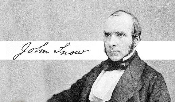 BBVA-OpenMind-Francisco Doménech-Francisco Doménech-John Snow y el origen medicina colera-1-Retrato de John Snow hacia 1856. Crédito: Wikimedia Commons