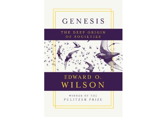 BBVA-OpenMind-Materia-10 libros de ciencia para este verano-2 Libros 2020 ING-GENESIS: THE DEEP ORIGIN OF SOCIETIES Edward O. Wilson (Review, 2020)