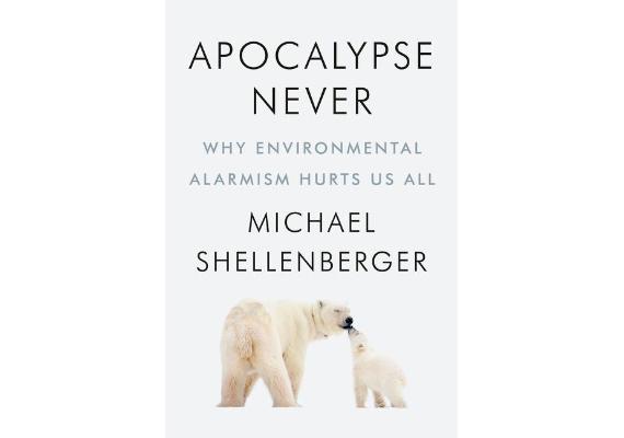 BBVA-OpenMind-Materia-10 libros de ciencia para este verano-4 Libros 2020-APOCALYPSE NEVER: WHY ENVIRONMENTAL ALARMISM HURTS US ALL Michael Shellenberger (Harper Collins, 2020)