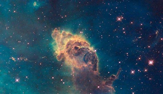 BBVA-OpenMind-Materia-Matematicas Netflix 2-Estas técnicas también se aplican al procesamiento de las imágenes del telescopio espacial 'Hubble'. Crédito: NASA/ESA