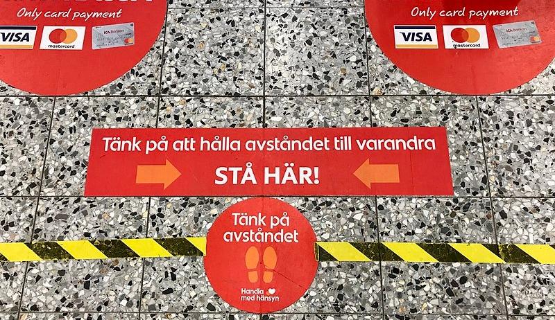 Suecia se unió a otros países en la recomendación de distanciamiento social, pero nunca decretó el confinamiento obligatorio. Crédito: Vogler