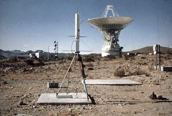 BBVA-OpenMind-Fuco-Así nació el GPS-2 Precursor GPS-Receptor de señales de los satélites del sistema de navegación TRANSIT, que estuvo operativo hasta 1996. Crédito: NOAA National Geodetic Survey