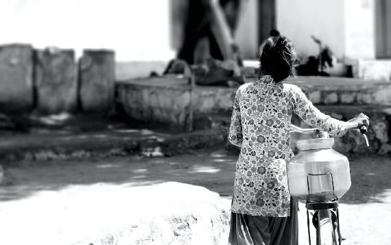 2020 cerrará con el primer aumento de pobreza a nivel mundial desde 1998. Imagen: Belle Maluf (Unsplash)