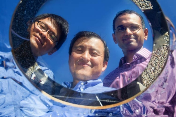 BBVA-OpenMind-Materia-Cinco tecnologías a tener en cuenta en 2021-Tecnologia 2021-4-Ingenieros de Stanford han inventado un nuevo material diseñado para enfriar edificios. Crédito: Stanford University