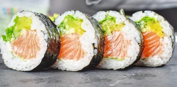 BBVA-OpenMind-Miguel Barral-sostenibilidad comer Pescado saludable-4-Los expertos recomiendan no hacer sushi casero. Fuente: Pixabay
