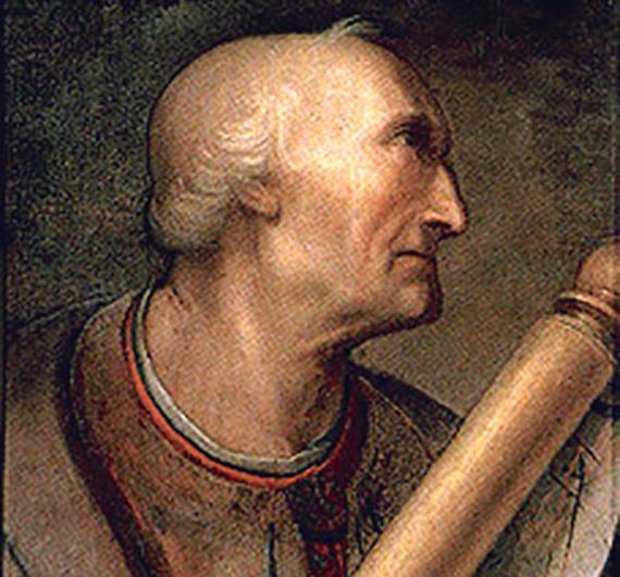 BBVA-OpenMind-Americo Vepucio-Amerigo Vespucci-cosmógrafo-2-Retrato de Americo Vespucio. Fuente: Wikimedia
