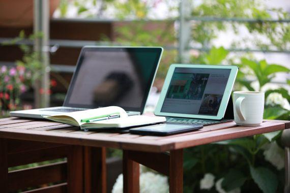 BBVA-OpenMind-Yanes-Cómo practicar un teletrabajo online más sostenible-2-De 2013 a 2019, la contribución de las tecnologías digitales a las emisiones globales de gases de efecto invernadero ha aumentado un 50%. Fuente: Ph