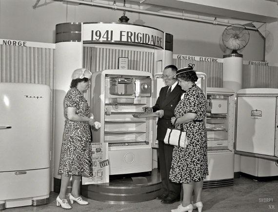 BBVA-OpenMind-Thomas Midgley-inventor más dañino de la historia-5-El siguiente gran invento de Midgley estaba destinado a resolver un problema con los frigoríficos. Crédito: James Vaughan
