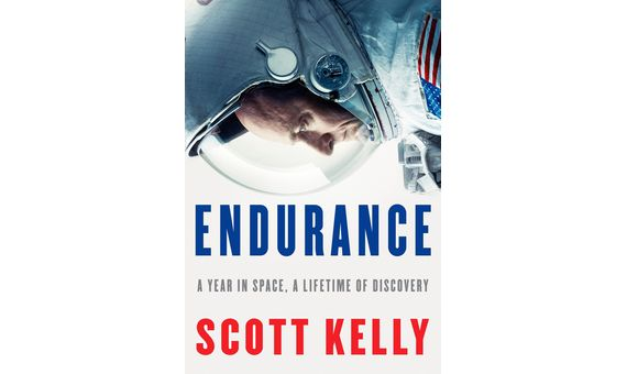 BBVA-OpenMind-Books summer 2021 Endurance 4-Endurance: A Year in Space, a Lifetime of Discovery by Scott Kelly (Knopf, 2017)