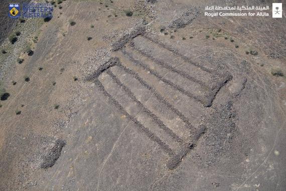 BBVA-OpenMind-Barral-obras faraonicas mas antiguas de la humanidad-2-Los mustatilos fueron descubiertos en la década de 1970, pero recientemente se ha desentrañado su función. Crédito: University of Western Australia