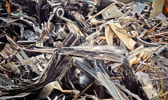BBVA-OpenMind-Materi-Acero inoxidab-le-Material sostenible 3El acero inoxidable es el metal más reciclable y reciclado del mundo. Imagen: pxfuel