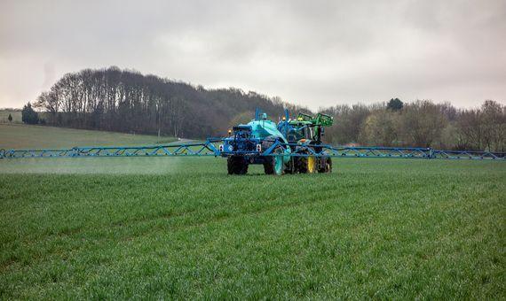 BBVA-OpenMind-Materia-Agrecision-climatica-Gas de la risa-2-El uso intensivo del N2O en el sector agrícola supone el 70% de emisiones de este gas a la atmósfera. Imagen: Flickr