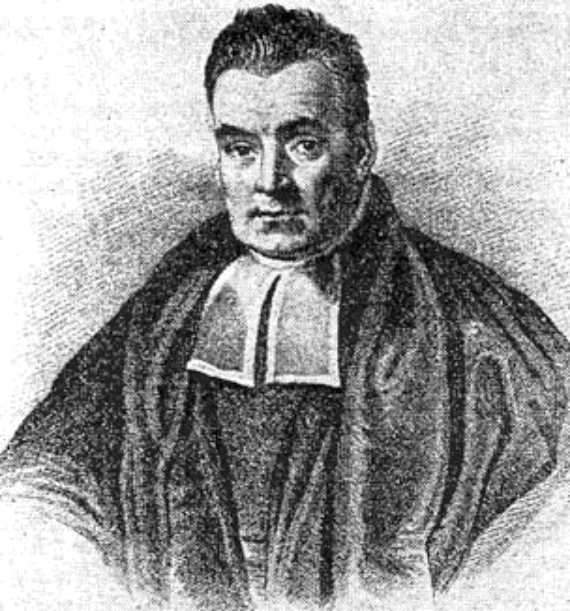 BBVA-OpenMind-Thomas Bayes-Rev. T. Bayes: Improver of the Columnar Method developed by Barrett