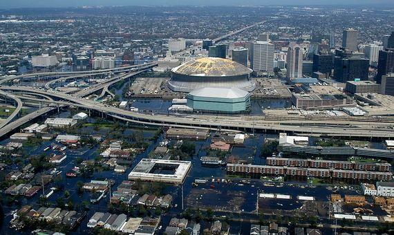 BBVA-OpenMind-Como afrontar las catastrofes naturales causadas por el cambio climatico 4-El desarrollo de modelos meteorológicos más precisos y con mayor capacidad para predecir fenómenos a nivel local ayudarán a paliar los efectos de sucesos como el huracán Katrina de 2005. Imagen: pxfuel